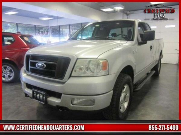 2004 FORD F-150 Supercab 133