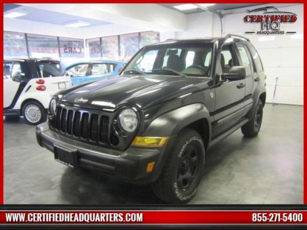 2006 JEEP LIBERTY 4dr Sport 4WD