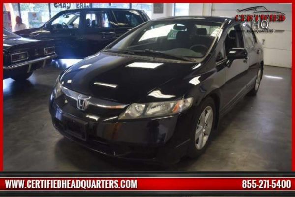 2010 HONDA CIVIC SEDAN 4dr Auto LX-S