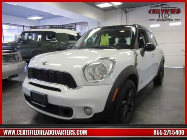 2011 MINI COOPER COUNTRYMAN trim