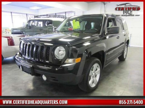 2014 JEEP PATRIOT trim
