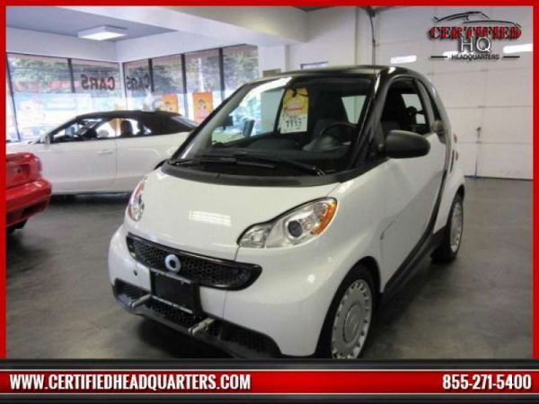 2014 SMART FORTWO 2dr Cpe Pure