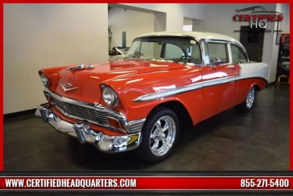1956 CHEVROLET BELAIR coupe