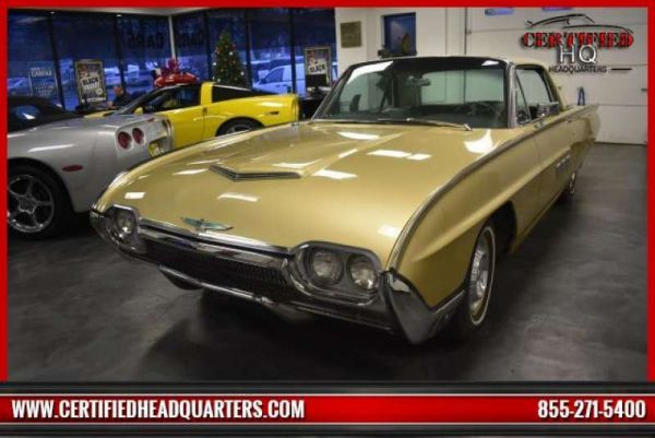 1963 FORD THUNDERBIRD Coupe