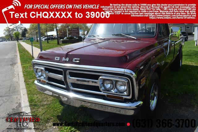 1970 GMC 2500 Pickups pick up