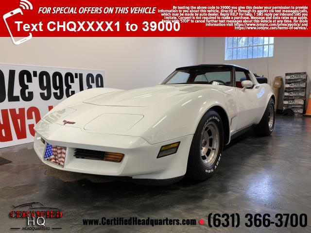 1980 Chevrolet Corvette Coupe Coupe