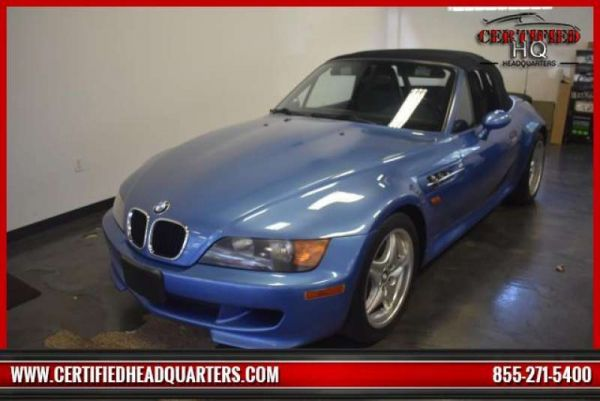 1998 BMW 3 SERIES M 2dr Roadster 3.2L