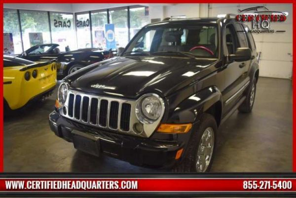 2005 JEEP LIBERTY 4dr Limited