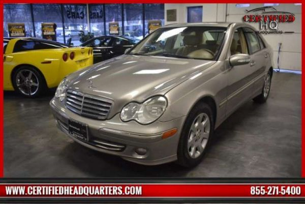 2006 MERCEDES-BENZ C-CLASS C280 Luxury 4MATIC Sedan