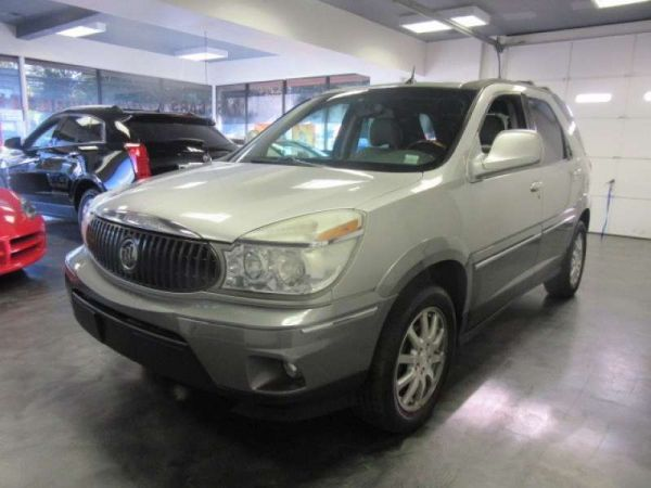 2007 Buick Rendezvous Stock 588297 Certified