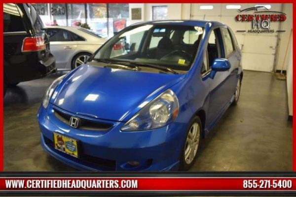 2007 HONDA FIT 5dr HB AT Sport