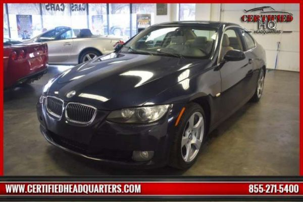 2008 BMW 3 SERIES trim