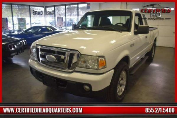 2008 FORD RANGER 4WD 4dr SuperCab 126