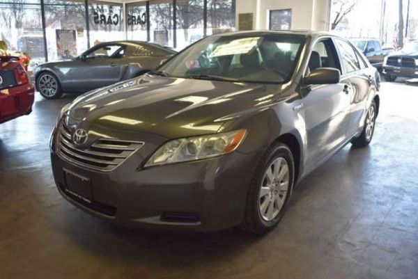 2008 toyota camry hybrid stock 045596 certified headquarters near ny. Black Bedroom Furniture Sets. Home Design Ideas