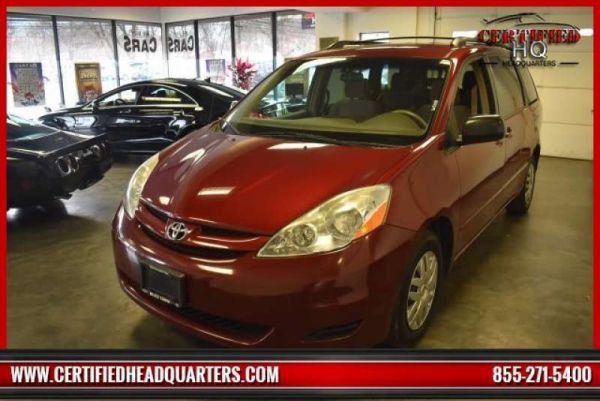 2008 TOYOTA SIENNA 5dr 7-Pass Van LE FWD (Natl)
