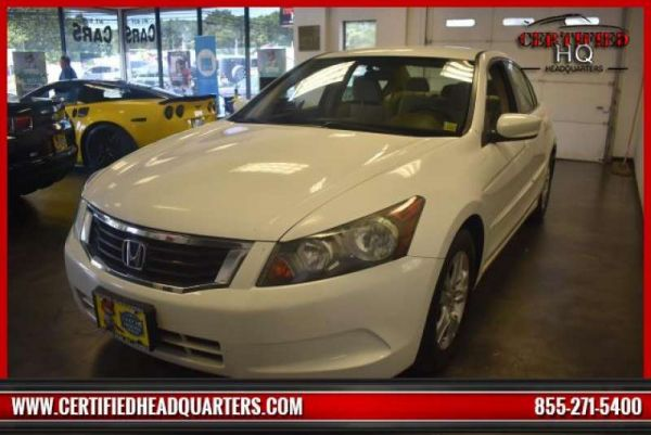 2009 HONDA ACCORD SEDAN 4dr I4 Auto LX-P PZEV