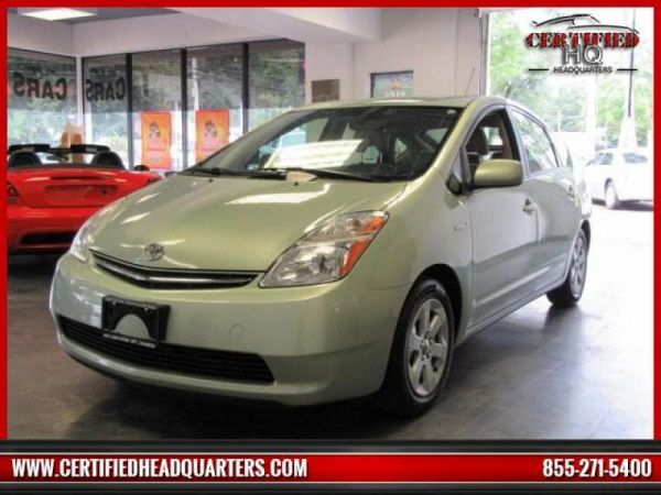 2009 toyota prius stock 504416 certified headquarters. Black Bedroom Furniture Sets. Home Design Ideas