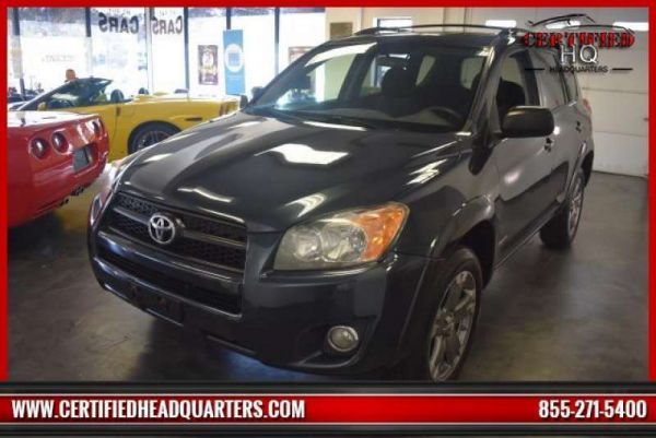 2009 TOYOTA RAV4 4WD 4dr 4-cyl 4-Spd AT Sport (