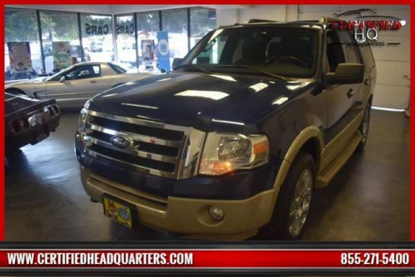 2010 FORD EXPEDITION 4WD 4dr Eddie Bauer