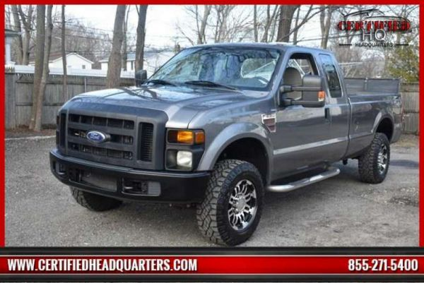 2010 FORD SUPER DUTY F-250 trim