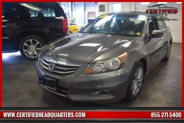 2011 HONDA ACCORD SEDAN 4dr V6 Auto EX-L