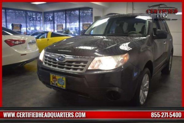 2011 SUBARU FORESTER 4dr Man 2.5X Premium w/All-Wea