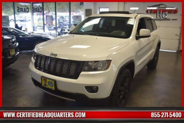 2013 JEEP GRAND CHEROKEE 4WD 4dr Laredo Altitude *Ltd A