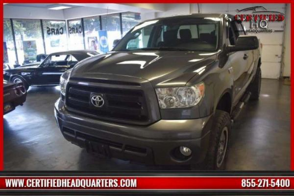 2013 TOYOTA TUNDRA 4WD TRUCK Double Cab 5.7L V8 6-Spd AT (N