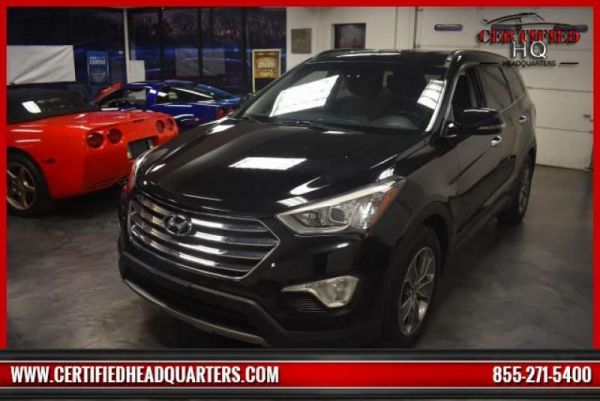2014 HYUNDAI SANTA FE AWD 4dr Limited *Ltd Avail*