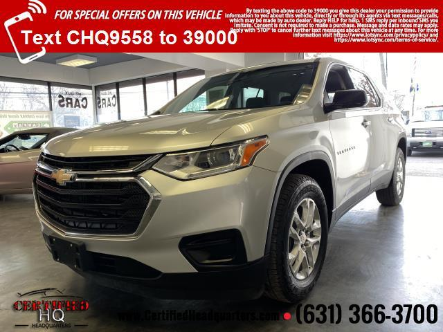 2018 Chevrolet Traverse AWD 4dr LS w/1LS