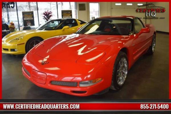 2002 Corvette near St James NY