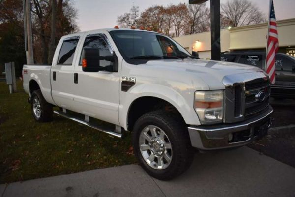 St James 2008 Ford Super Duty F350