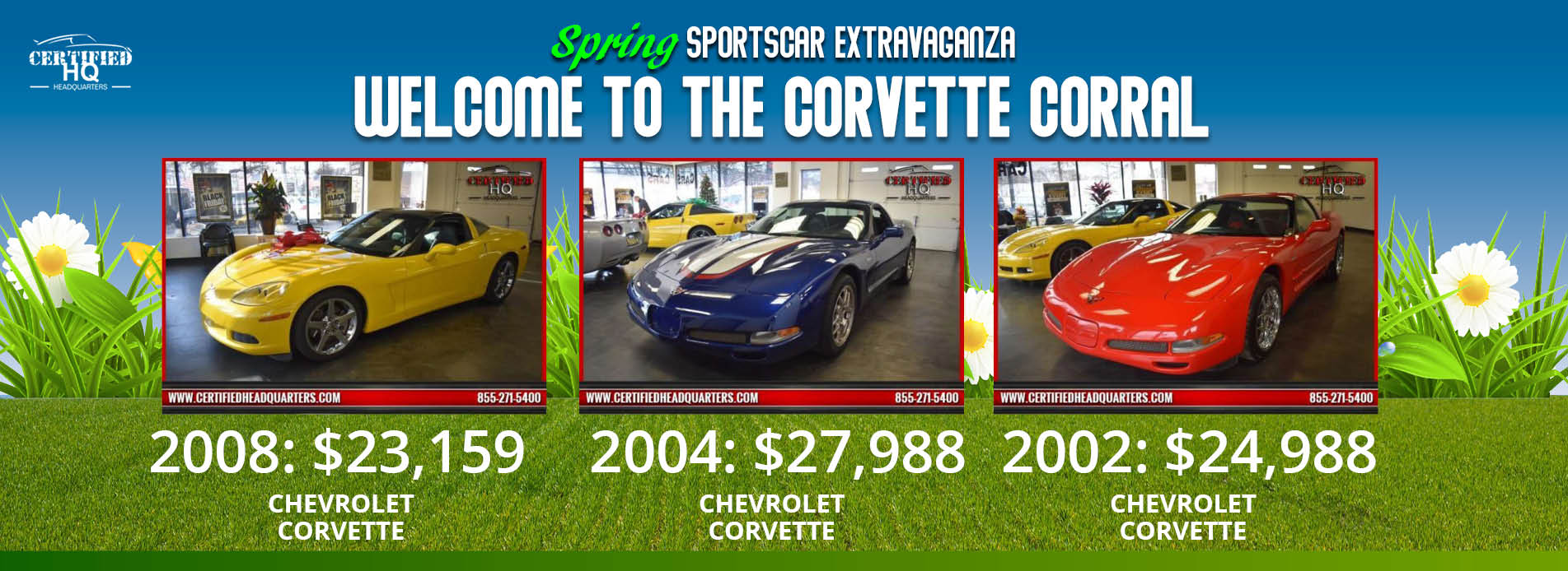 Corvette Specials in Long Island, NY