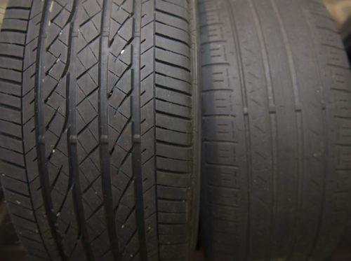 St James Worn Tires