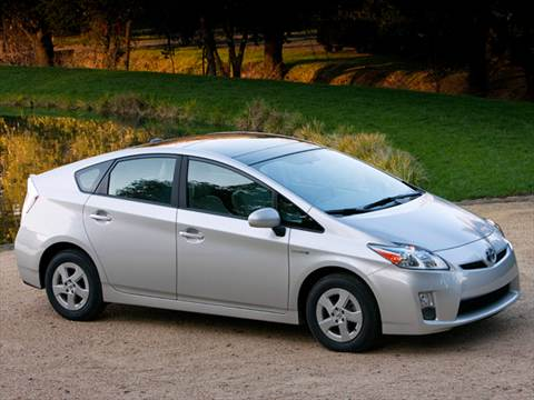 Silver Toyota Prius Certified Headquarters St James NY